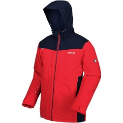 Clothing Men Macs Regatta HIGHTON Red