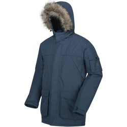 Clothing Men Parkas Regatta SALINGER II Blue