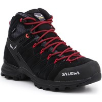 Shoes Women Walking shoes Salewa WS Alp Mate Mid WP 61385-0998 black