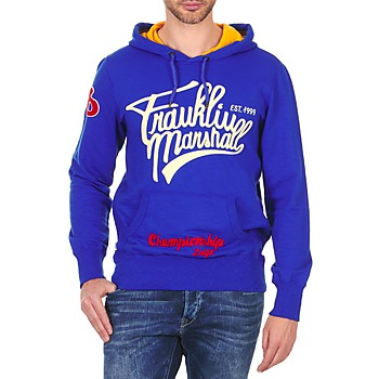 Clothing Men sweaters Franklin & Marshall SUNBURY Blue