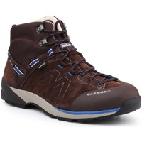Shoes Men Walking shoes Garmont Santiago GTX 481240-217 brown