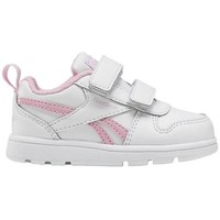 Shoes Children Low top trainers Reebok Sport Royal Prime White, Pink