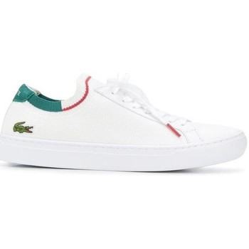 Shoes Men Low top trainers Lacoste Courtmaster White, Green