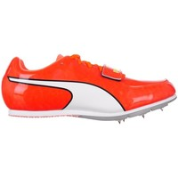 Shoes Men Running shoes Puma Evospeed Long Jump 4 Red