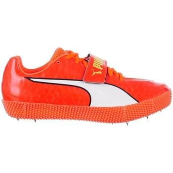 Shoes Men Running shoes Puma Evospeed High Jump 4 Red