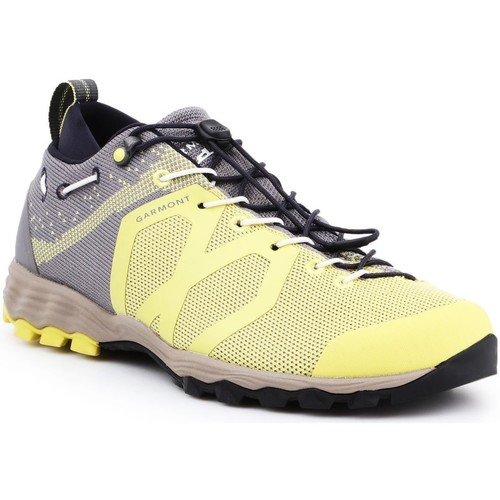 Shoes Women Walking shoes Garmont Trekking shoes  Agamura Knit WMS 481036-605 yellow, grey