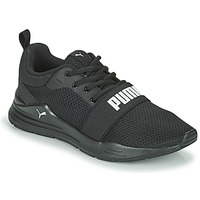 Shoes Children Low top trainers Puma WIRED JR Black