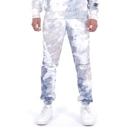 Clothing Men Tracksuit bottoms Sixth June Jogging  Tie Dye beige