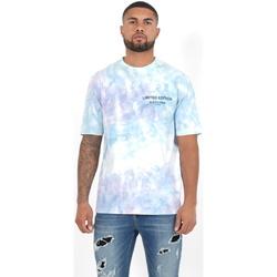 Clothing Men Long-sleeved polo shirts Sixth June T-shirt  Custom Tie Dye noir