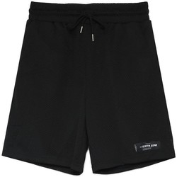 Clothing Men Shorts / Bermudas Sixth June Short  Mesh Logo noir
