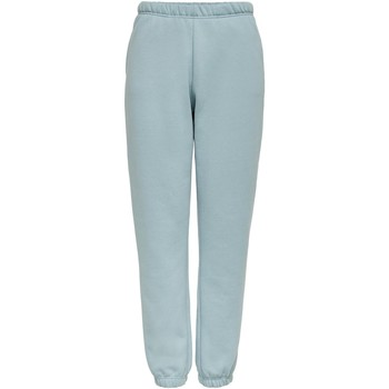 Clothing Women Tracksuit bottoms Only PANTALÓN CHANDAL CON PUÑO  15241104 Grey