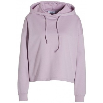 Clothing Women Sweaters Only SUDADERA CON CAPUCHA MUJER  15241103 Grey