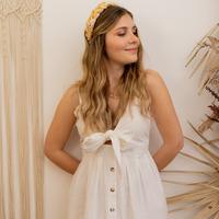 Clothing Women Long Dresses Céleste CAMOMILLE White