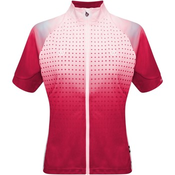 Clothing Women Short-sleeved t-shirts Dare 2b AEP PROPELL Cycling Jersey Pink
