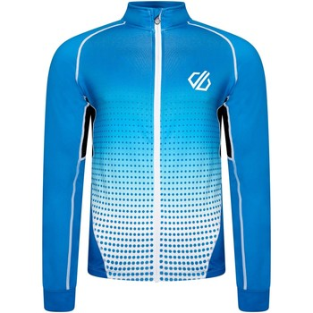 Clothing Men Track tops Dare 2b AEP VIRTUOSITY Long-Sleeved Cycling Jersey Blue