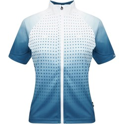 Clothing Women Short-sleeved t-shirts Dare 2b AEP PROPELL Cycling Jersey Blue