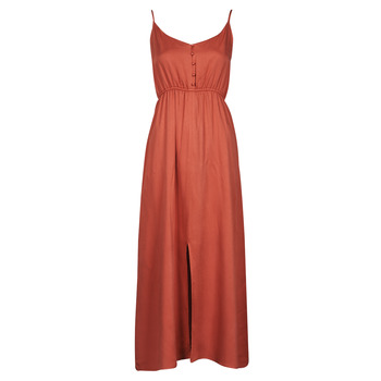 Clothing Women Long Dresses Betty London ONNANA Terracotta
