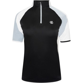 Clothing Women Short-sleeved t-shirts Dare 2b COMPASSION Cycling Jersey Black