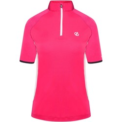 Clothing Women Short-sleeved t-shirts Dare 2b COMPASSION Cycling Jersey Pink