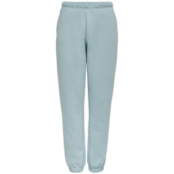 Clothing Women Trousers Only PANTALÓN CHANDAL CON PUÑO  15241104 Grey