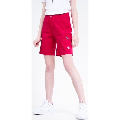 Clothing Children Shorts / Bermudas Dare 2b REPRISE Lightweight and Technical Shorts Red