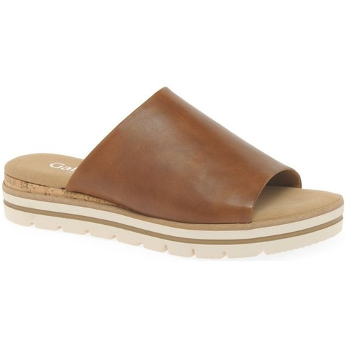 Shoes Women Mules Gabor Academy Womens Sandals brown