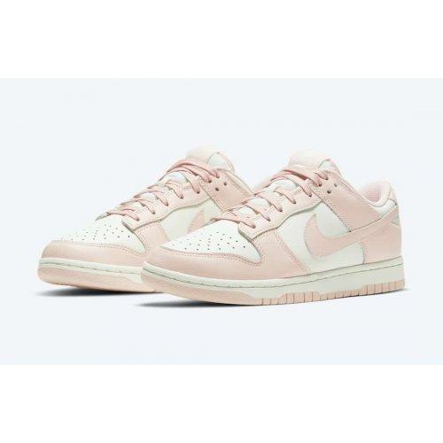 Shoes Low top trainers Nike Dunk Low Orange Pearl Sail/Orange