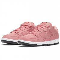 Shoes Low top trainers Nike SB Dunk Low Pink Pig Atomic Pink/University Red-White-Atomic Pink