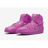 Shoes Hi top trainers Nike Dunk High x Ambush Lethal Pink Active Fuchsia/Lethal Pink