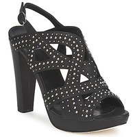 Shoes Women Sandals Strategia CLOUCLOU Black