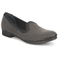 Shoes Women Loafers Strategia CLOUPI Black