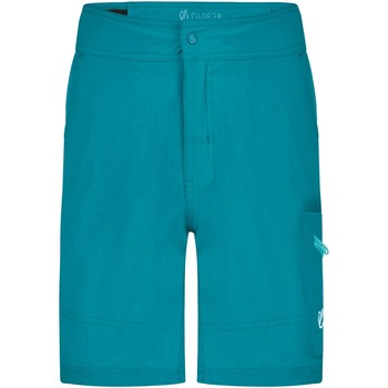 Clothing Children Shorts / Bermudas Dare 2b REPRISE Lightweight and Technical Shorts Petrol Blue  Blue Blue
