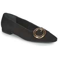 Shoes Women Flat shoes JB Martin SAVOIR Black