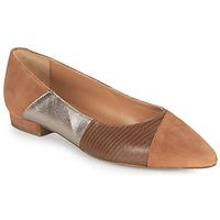Shoes Women Flat shoes JB Martin TENDRE Brown