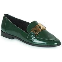 Shoes Women Loafers JB Martin CAPTIVE Kaki