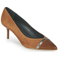 Shoes Women Heels JB Martin TROUBLANTE Brown