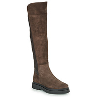 Shoes Women High boots JB Martin OLYMPE Brown