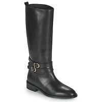 Shoes Women High boots JB Martin AMUSEE Black