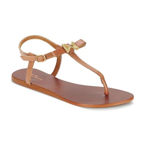 Shoes Women Sandals Betty London BASTINE CAMEL