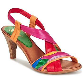 Shoes Women Sandals Betty London POULOI Multicoloured