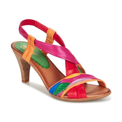 Shoes Women Sandals Betty London POULOI Multicoloured