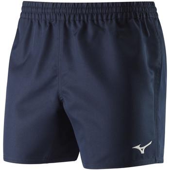 Clothing Men Shorts / Bermudas Mizuno Short  Authentic R bleu marine