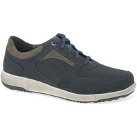 Shoes Men Fitness / Training Josef Seibel Enrico 01 Mens Casual Trainers blue