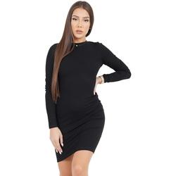Clothing Women Short Dresses Sixth June Robe femme  Classique noir