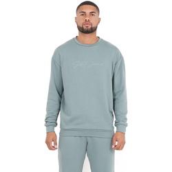 Clothing Men Sweaters Sixth June Sweatshirt  Velvet gris