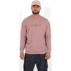 Clothing Men Sweaters Sixth June Sweatshirt  Velvet rose