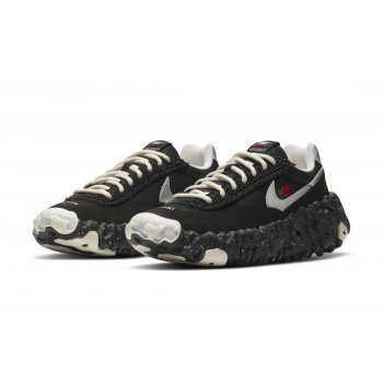 Shoes Low top trainers Nike Overbreak SP x Undercover Black Black/Metallic Silver