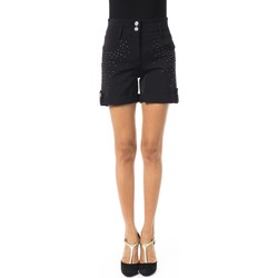 Clothing Women Shorts / Bermudas Byblos Blu