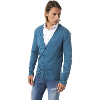 Clothing Men Jackets / Cardigans Byblos Blu