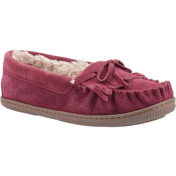 Shoes Women Slippers Hush puppies HPW1000-68-3-3 Addy Burgundy